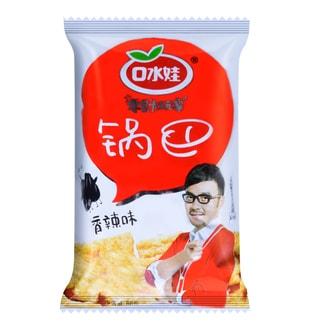 口水娃 美味大玩家 锅巴 香辣味 86g