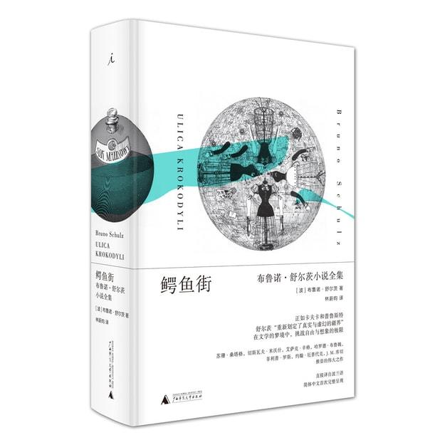 商品详情 - 鳄鱼街: 布鲁诺·舒尔茨小说全集 - image  0