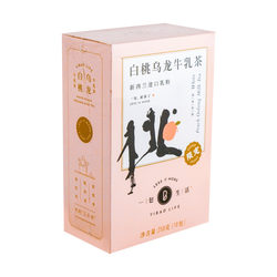 YIBAO LIFE Oolong Peach Milk Tea 10pcs
