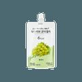 韩国DR.LIV 低糖低卡蒟蒻果冻 绿葡萄味 150g