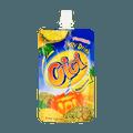 喜之郎 CICI 果冻爽添加果汁椰果粒 菠萝味 150g (两种包装随机发)