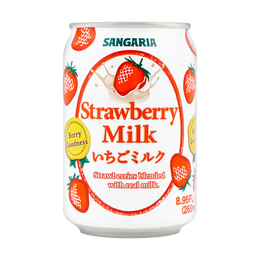 Strawberry Milk 265ml