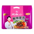GUANGYOU Hot Spicy Family Five Flavor Instant Vermicelli 5pc