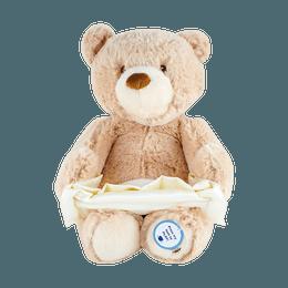 """【百年品牌】加拿大GUND 11.5"""" 可爱毛绒动物玩具 捉迷藏小熊 #米白色 加拿大百年品牌 圣诞新年生日礼物"""