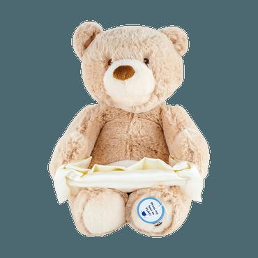 """GUND 11.5"""" 可爱毛绒动物玩具 捉迷藏小熊 #米白色 圣诞新年生日礼物"""