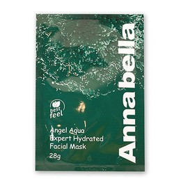 ANNABELLA Angel Aqua Expert Hydrated Seaweed Facial Mask 1pcs