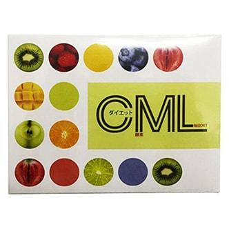 【日本直邮】日本CML 新谷物果蔬分解酵母酵素 综合酵素抑制糖分脂肪控热 150粒每盒