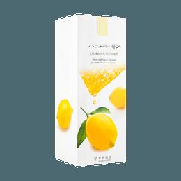 【小红书种草款 晨起排毒养颜】日本杉养蜂园 柠檬蜂蜜 500g 日本国宝级蜂蜜
