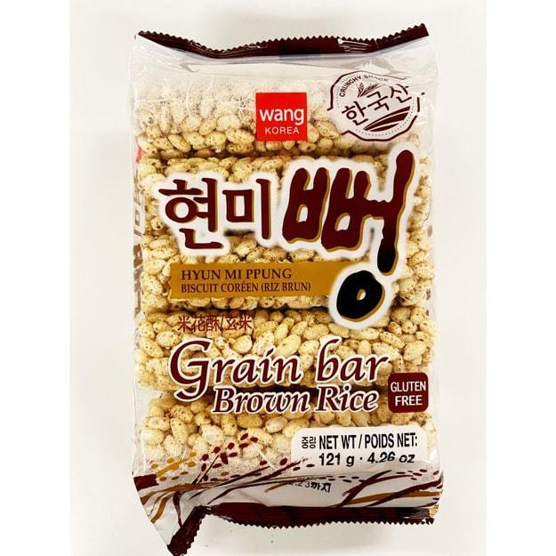 Product Detail - WANG Brown Rice Cracker 110g - image 0
