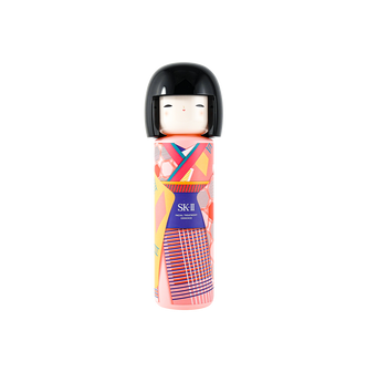 日本SK-II SK2神仙水 日本限定黑发娃娃粉红和服款 青春露 230ml