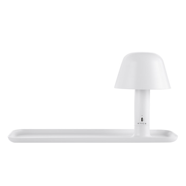 Product Detail - Miniso Organize Desk Table Lamp White - image 0