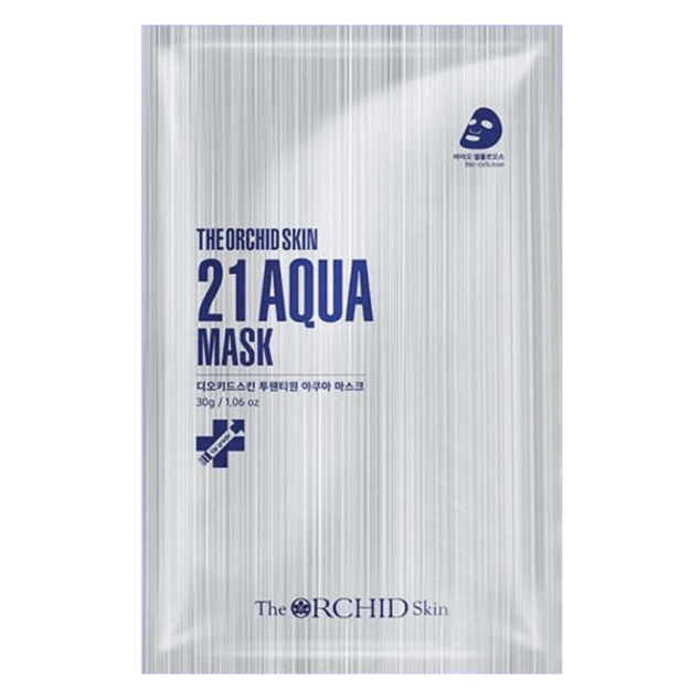 Product Detail - THE ORCHID SKIN 21 Aqua Mask 1 pc - image 0