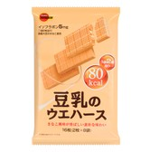BOURBON Soybean Milk Flavored Wafer Cookie 16pcs  107g
