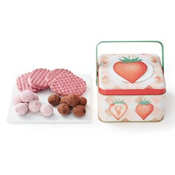KIHACHI 2020 Valentine's Day Limited Strawberry Burnt Fruit Pastry Combination Gift Box 16pcs
