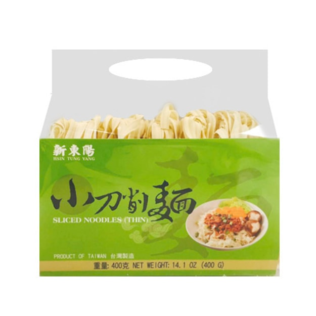 Product Detail - HSINTUNGYANG Sliced Thin Noodles 400g - image 0