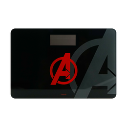 Miniso Marvel Bathroom Body Weight Measurement Scale #Black-Avenger