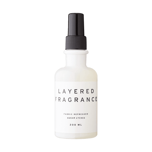 LAYERED FRAGRANCE Fabric Refresher Sugar Lychee 200ml