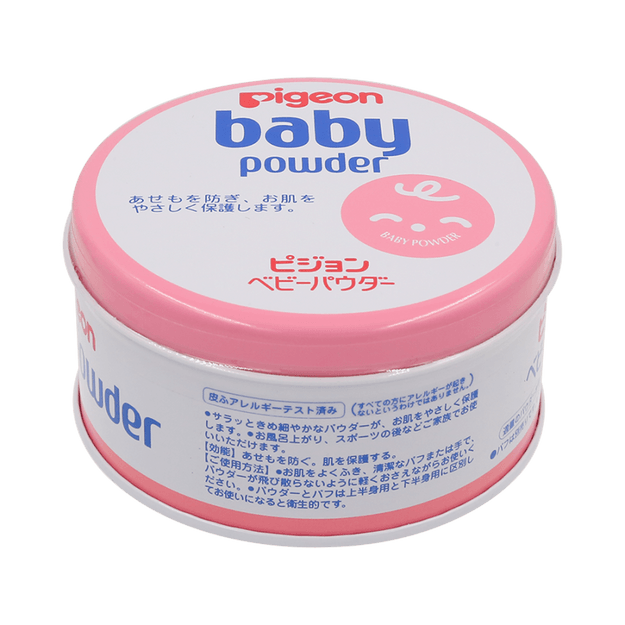 Product Detail - PIGEON Baby Powder - image 0