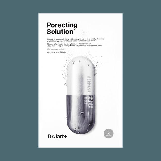 Product Detail - DR.JART+ Dermask Ultra Jet Porecting Solution Mask 5sheets - image 0