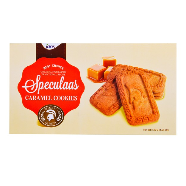 商品详情 - 印尼JANS 焦糖饼干 130g - image  0