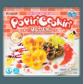 日本KRACIE嘉娜宝 POPINCOOKIN 华夫饼DIY自制手工糖果玩具 38g