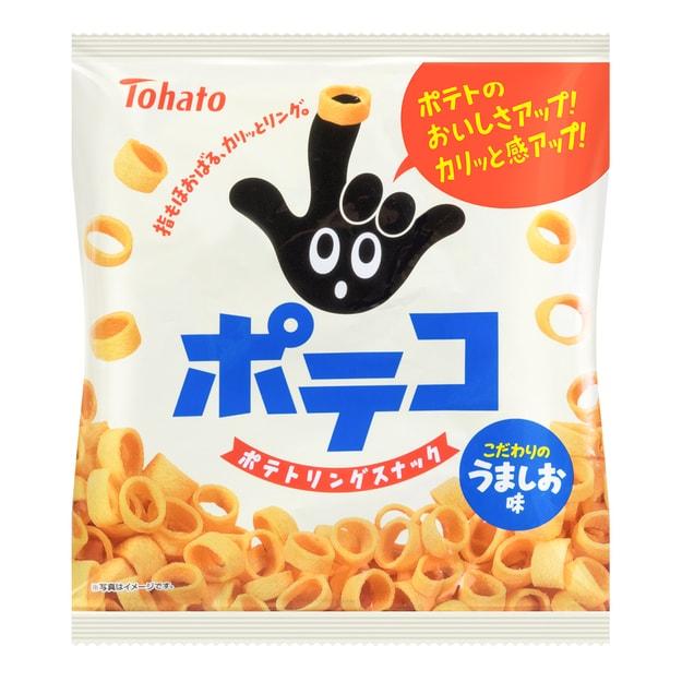 商品详情 - 日本TOHATO桃哈多 魔力指环薯圈 78g  - image  0