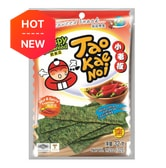 TAO KAE NOI Super Crispy Grilled Seaweed Hot and Spicy Flavor  32g