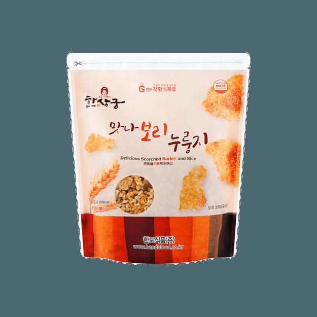 商品详情 - 韩国HANDOFOOD 大麦和米锅巴  600g - image  0