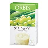【日本直邮】日本POLA旗下 日本ORBIS 奥蜜思 菲堤纤体营养代餐 葡萄芦荟口味 7袋每盒 代餐粉 饱腹餐
