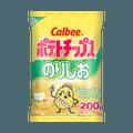 日本CALBEE卡乐B 海盐味薯片 200g
