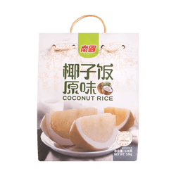 NANGUO Coconut Rice 538g