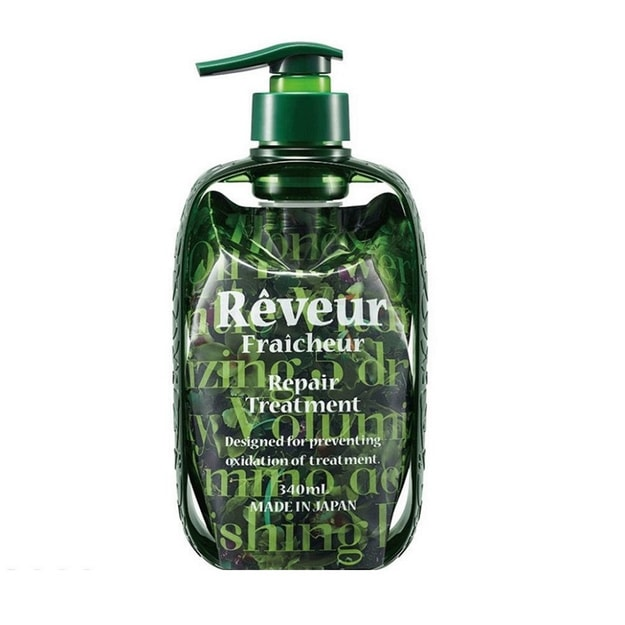 Product Detail - REVEUR Fraicheur Repair Hair Conditioner 340ml - image 0