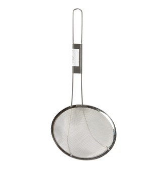 Stainless Steel Fine Strainer with Handle 4.5