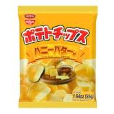 日本NISSIN日清 湖池屋 香脆薯片 蜂蜜牛油味 55g