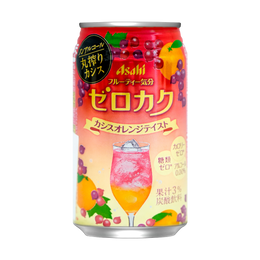 Non-alcohol Cassis Orange Flavor 350ml