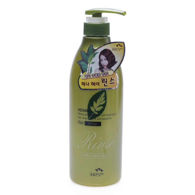 Yamibuy.com:Customer reviews:SOMANG Henna Hair Conditioner 720ml