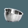 LIFEASE Double bottom rice washing basket