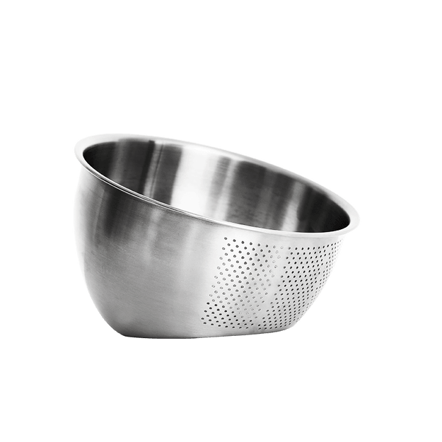 Product Detail - LIFEASE Double bottom rice washing basket - image 0