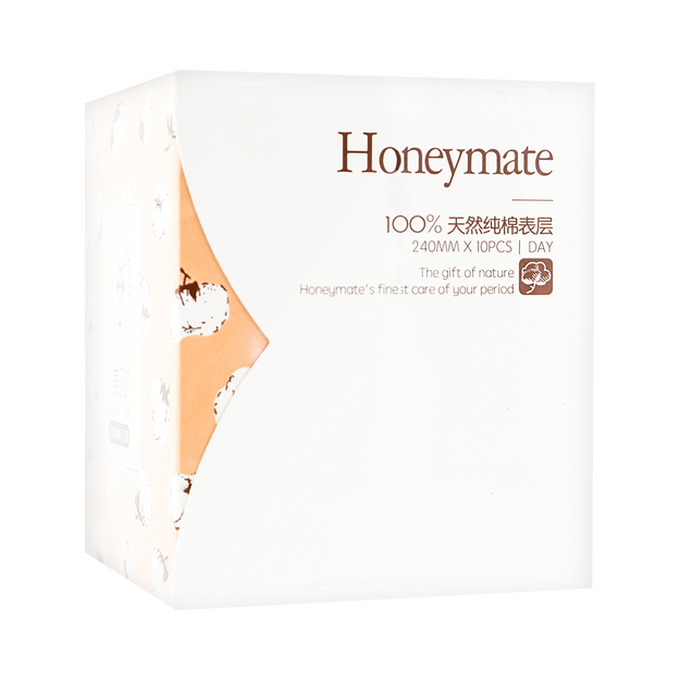 Product Detail - Honeymate Ultra Thin Feminine Pad Day 240mm 10pc - image 0