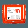 名创优品Miniso 漫威系列 Logo款 66L 百纳箱,红色