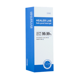 [Alcohol Spray] Healer Lab Safe good hand gel with 62% alcohol 80ml