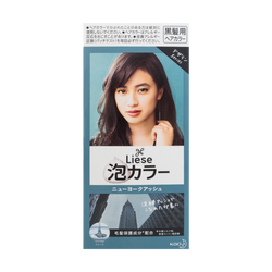 KAO LIESE PRETTIA Bubble Hair Dye #New York Ash