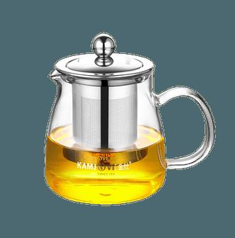 【经典热销】金灶 KAMJOVE A系列耐热玻璃茶道杯 A-02 500ml