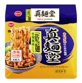 WEI DAN Jhen Mian Tang Instant Dry Noodles with Soy Bean Sauce 360g