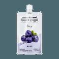 韩国DR.LIV 低糖低卡蒟蒻果冻 蓝莓味 150g