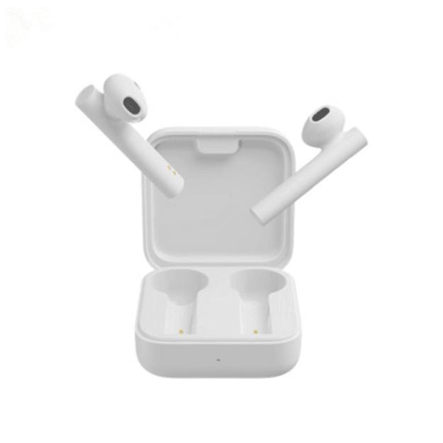 商品详情 - [中国直邮]小米 MI Air2 SE真无线蓝牙耳机双耳运动适用于华为苹果通用官方正品 1个装 - image  0