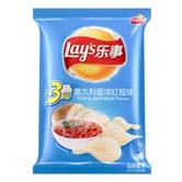 百事LAY'S乐事 薯片 意大利香浓红烩味 40g