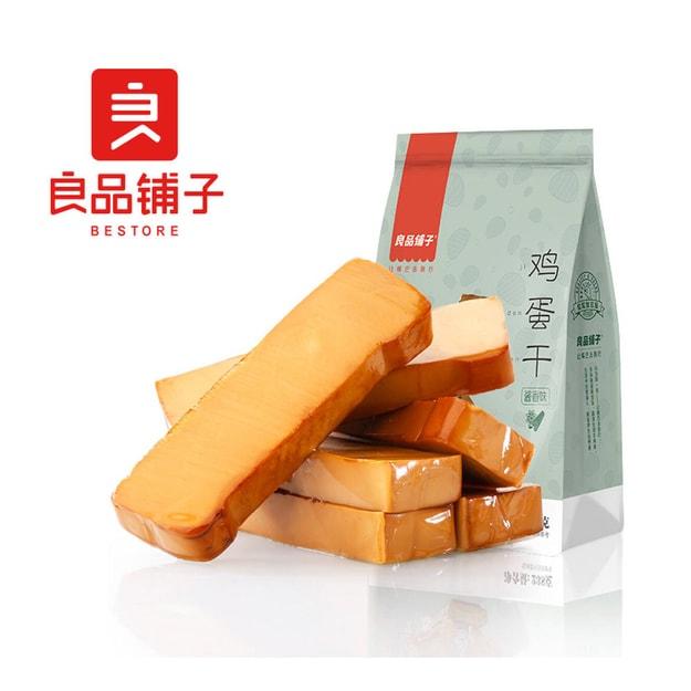 商品详情 - [中国直邮] BESTORE 良品铺子鸡蛋干酱香味238g - image  0