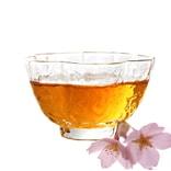 美国NESTLADY 日式 金边樱花锤纹 品茗杯 茶道杯 1件