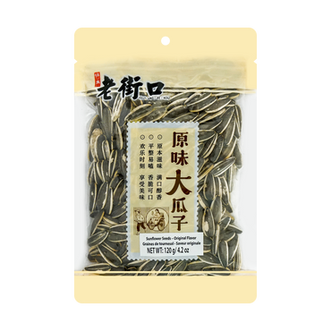 LAOJIEKOU Sunflower Seeds Original 120g